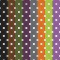 Halloween Polka Dot Printable Papers