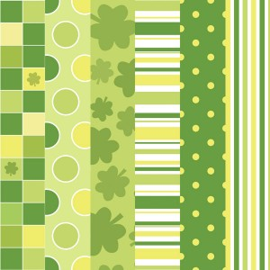 Printable St. Patricks Day Papers