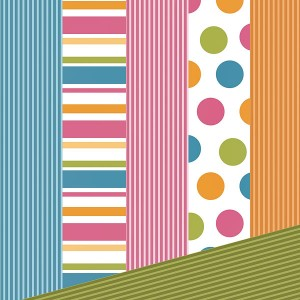 Spring Fun Printable Papers
