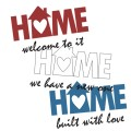 Welcome Home Digital Stamp Set