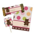 Bear Hugs Valentine Card & Treat Set